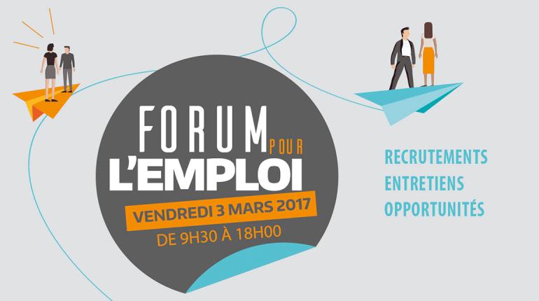 Forum pour l'Emploi Angers