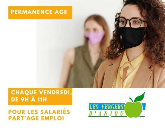 Permanence AGE-Vergers d'Anjou